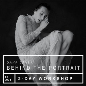 sara lando - behind the portrait workshop
