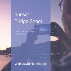 Sunset Bridge Shoot