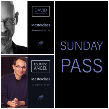 sunday masterclass pass