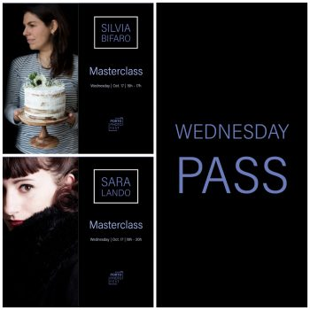 wednesday masterclass pass