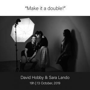 David Hobby & Sara Lando Make it a double