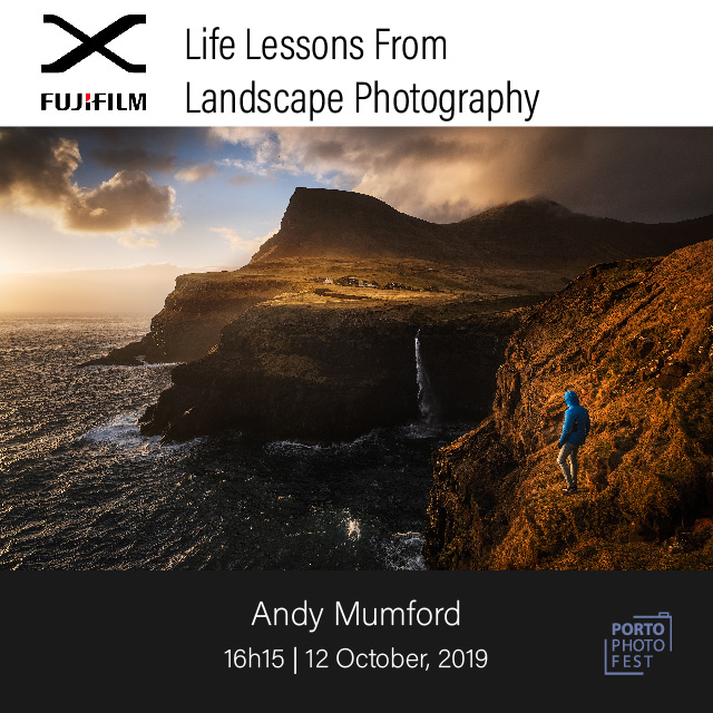 Andy Mumford - Life Lessons from Landscape Photography